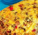 آشپزی,پلو یونانی,طرز تهیه پلو یونانی,شبنم همدان,shabnamha.ir,شبنم ها