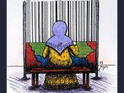 فرهنگی و هنری, بسیج هنرمندان,کاریکاتور ,اقتصاد مقاومتی