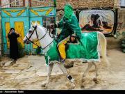 کاروان امام حسین(ع),ورود نمادین به کربلا,shabnamha.ir,شبنم همدان,afkl ih,شبنم ها