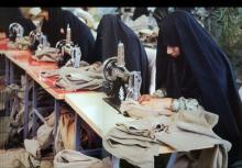 تحمل سختیهای پشت جبهه از سوی زنان، پیروزی سربازان را به دنبال داشت