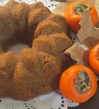 کیک خرمالو,کیک,خرمالو,کیک پاییزی,shabnamha.ir,شبنم همدان,afkl ih,شبنم ها;