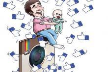 کودکان,لایک,شبکه های اجتماعی,حریم خصوصی کودک,عکس کودک,shabnamha.ir,شبنم همدان,afkl ih,شبنم ها;